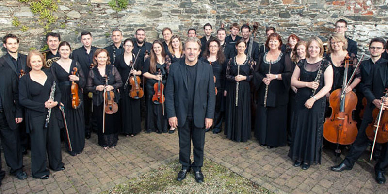 Barry Douglas and Camerata Ireland