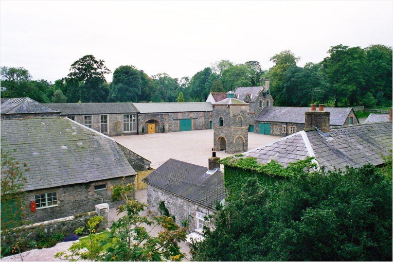 The Clandeboye Courtyard